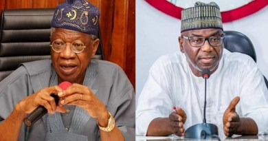 Lai Mohammed Can't Win Election in His Ward in Kwara, Lagos is His Home, Says Abdulrazaq