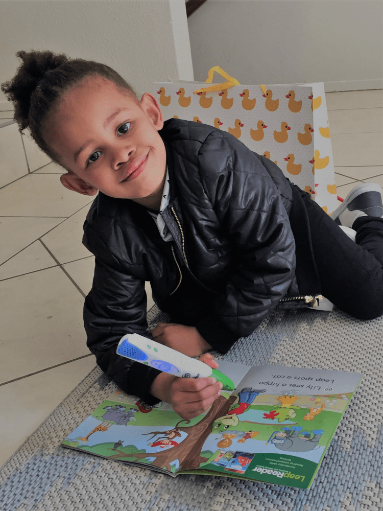 LeapFrog LeapReader – A Review