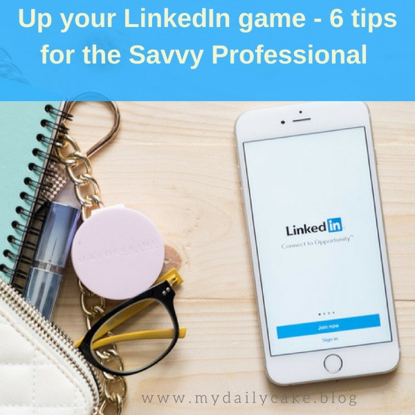 Up your linked in game
