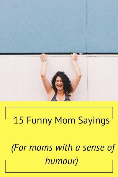funny mom sayings sa mom blogger pins