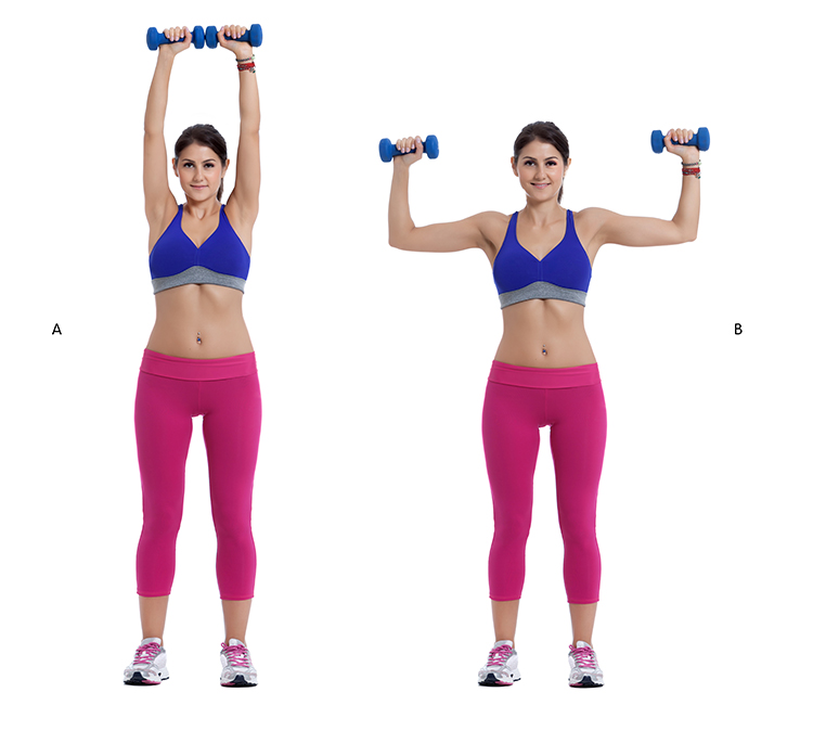 15-Day Get In Shape Program for Beginners (Lose 10 Pounds Easily)