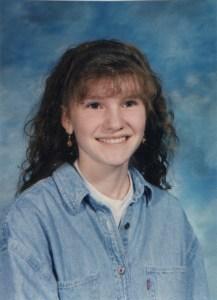 Me in 7th grade.