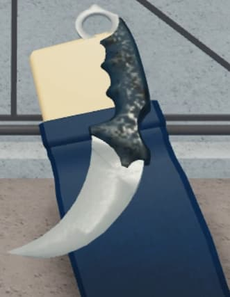Rarest knife in Roblox arsenal