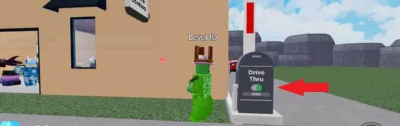 get a drive-thru in Restaurant Tycoon 2