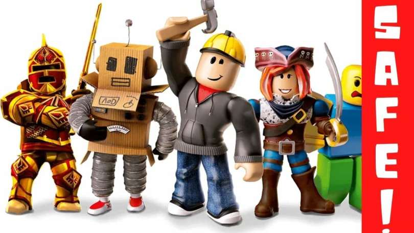 Is Roblox Safe for my kids?