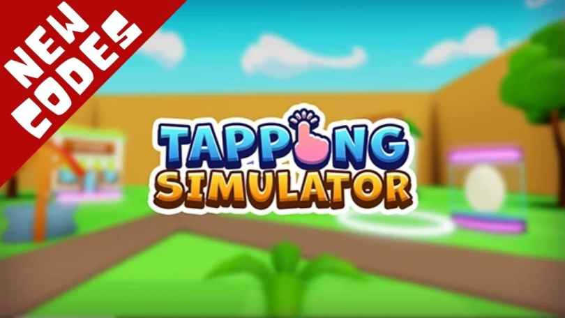 Roblox Tapping Simulator codes