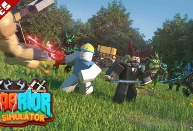Roblox Warrior simulator codes list