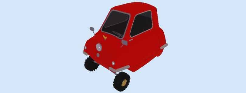 fastest car in vehicle simulator
