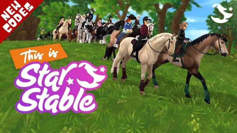 Star Stable online codes