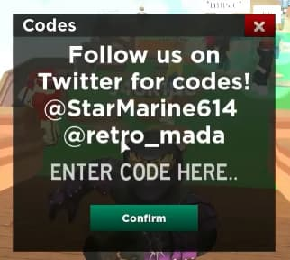 Lava run codes