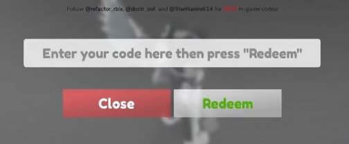 Skate park codes