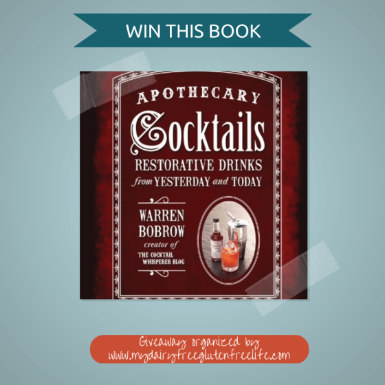 Apothecary Cocktails Giveaway