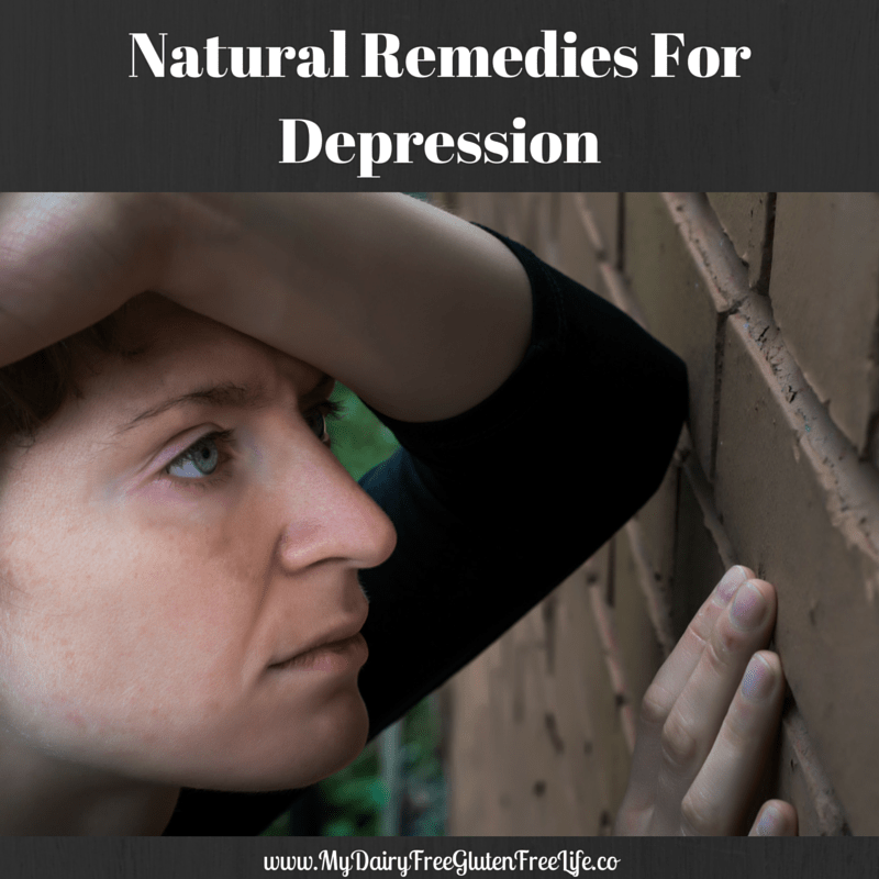 Natural Remedies For Mild Depression And Anxiety
