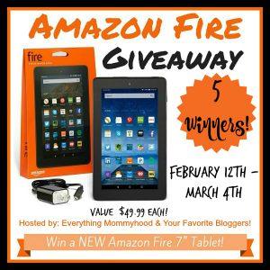 Amazon-Fire Giveaway Image