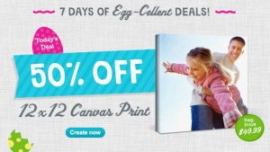50 of 12x12 canvas prints at walgreens my dallas mommy