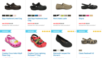 a5ba36394 Crocs~ Buy 1 Get 2 For 50% Off + Doorbusters Today Only