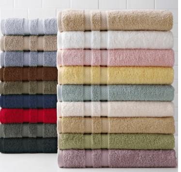 Royal Velvet Pure Perfection Bath Towels 6 Piece Set 19 99 Retail