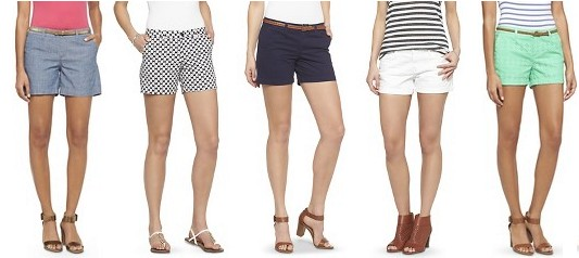 f6979897cd89f Target~ BOGO 50% Off Women's Shorts + Extra 17% Off Your Online Purchase  Today Only