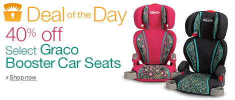 If You Are In Need Of A Booster Car Seat Be Sure To Check Out This Deal Valid Today Only Choose From One These Graco Highback TurboBooster Seats