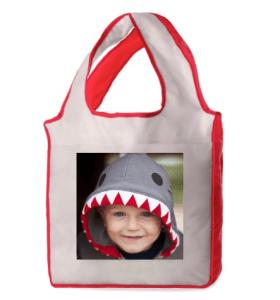 Shutterfly free reusable shopping bag code