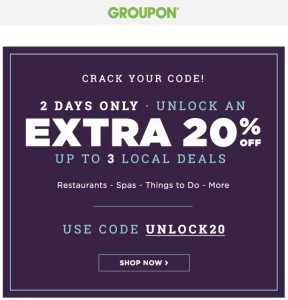 how to delete my groupon account