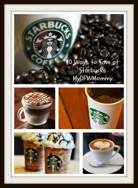 10 Ways to Save at Starbucks