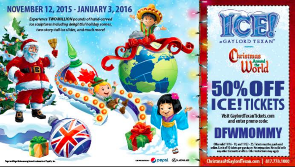 Gaylord Palms ICE Promo Code