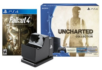 Best Buy Ps4 Uncharted The Nathan Drake Bundle 349 99