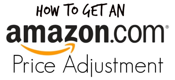 Amazon Price Adjustment