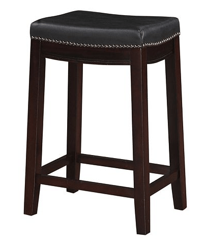Linon Allure Counter Stools Only 44 Shipped My Dfw Mommy