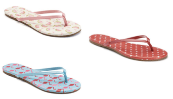 4412e2c60898 JCPenney – Buy 1 Get 2 FREE Women s Sandals or Flip Flops - My DFW Mommy