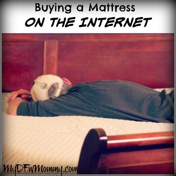 Buying a Mattress Online