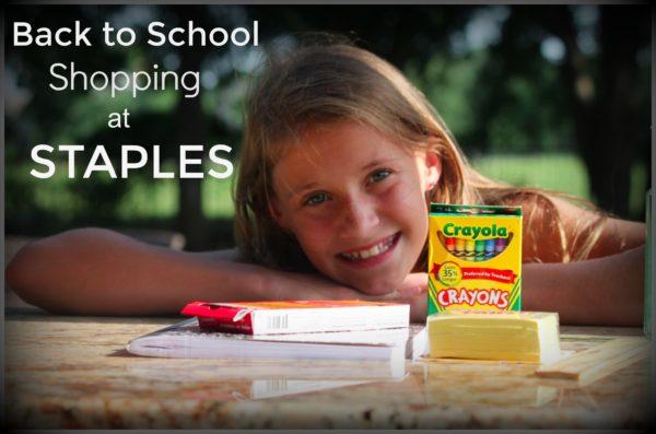 School Happens Staples