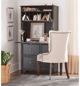 Home Decorators Collection Oxford Tall Secretary Desk Only