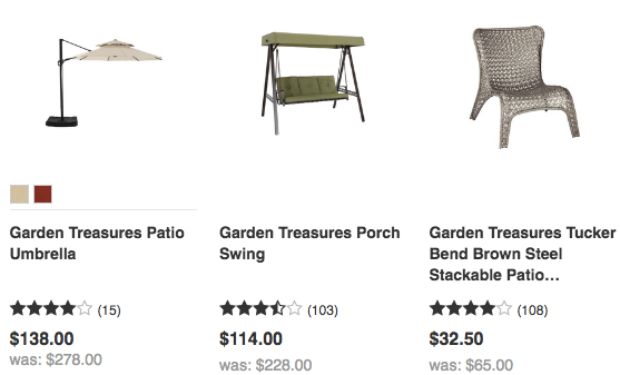 Top Media Outdoor Decor Clearance Now that you must See @house2homegoods.net