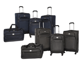 4 Piece Dockers Softside Luggage Set Only 149 Retail