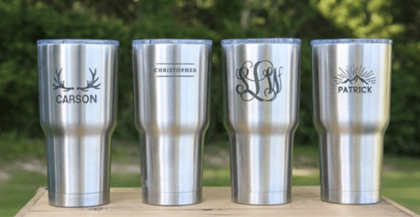 899a188c07a Personalized Stainless Steel Tumblers Only $19.99 - My DFW Mommy