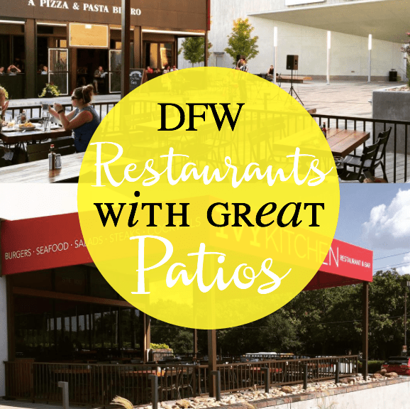 restaurants with patios