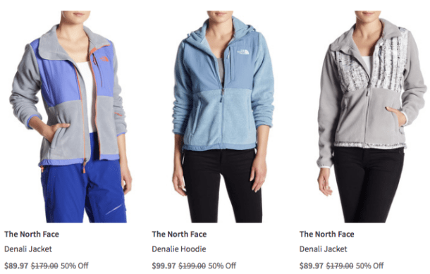 99e181be9 The North Face at Nordstrom Rack ~ Up to 77% Off. Posted by My Dallas Mommy  on ...