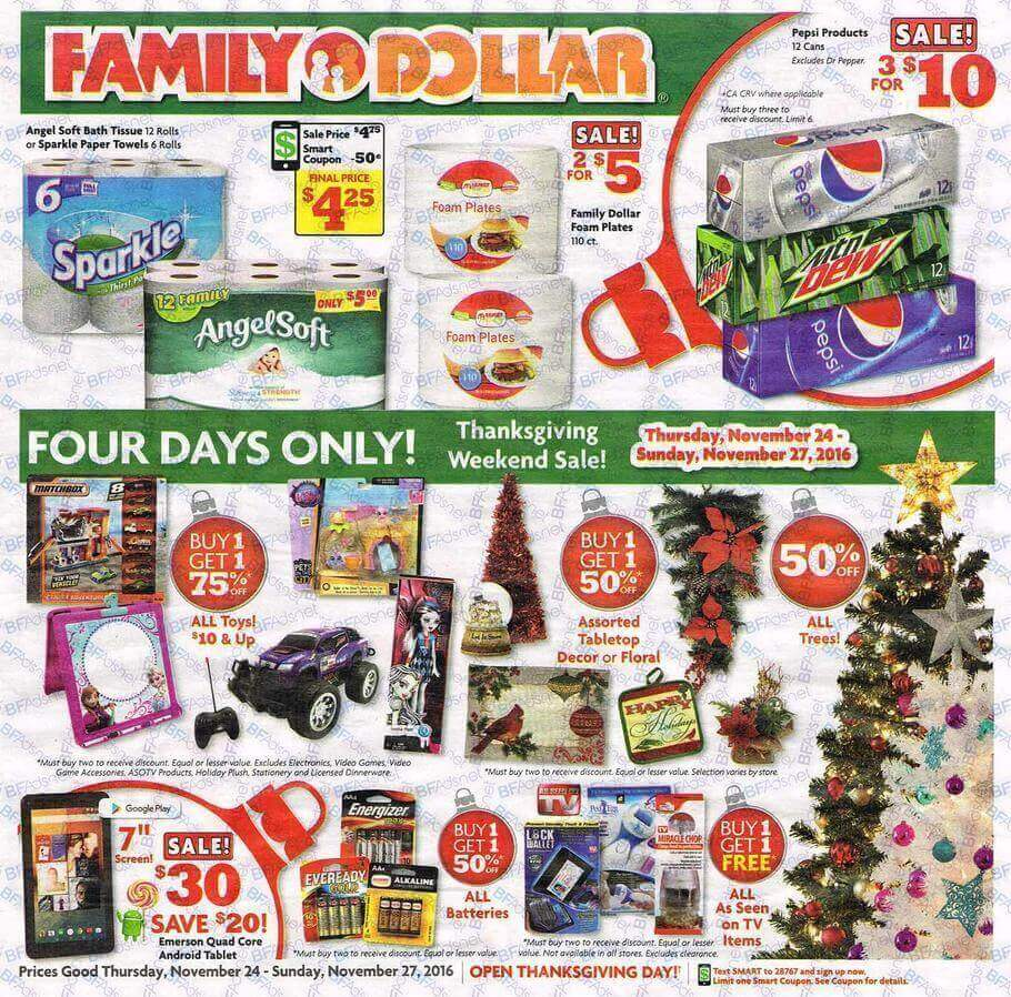 family dollar black friday ad my dallas mommy - Family Dollar Christmas Decorations