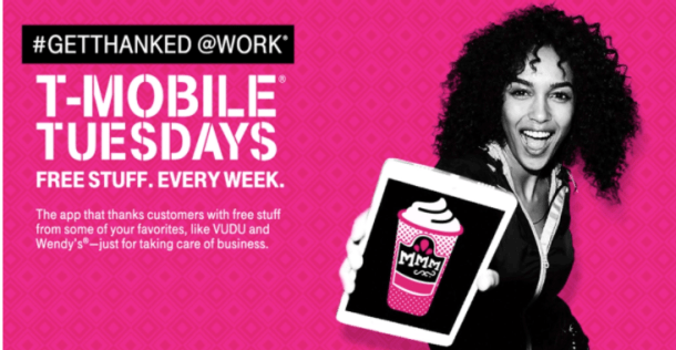 T-Mobile Tuesday~ Win $2 Dunkin\' Donuts Gift Cards, RedBox Rentals ...