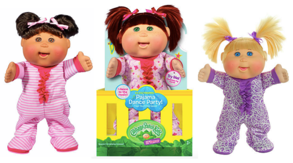 eb0e413d99a4 Cabbage Patch Kids Pajama Dance Party Dolls Only  19.99 (reg.  34.99 ...