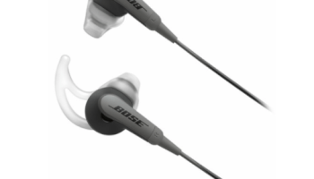 4db8ab07d00 Bose SoundSport In-Ear Headphones Only $39.99 (Black Friday Price!)