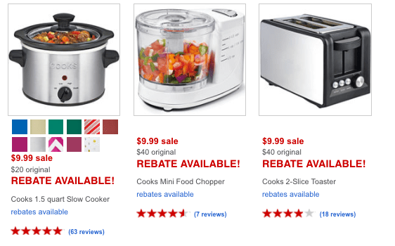Hot Jcpenney 5 Small Appliances After Rebate My Dallas Mommy