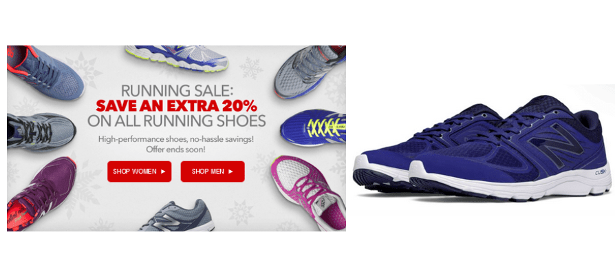 For a limited time only, Joe\u0027s New Balance Outlet is offering up an extra  20% on Running Shoes! If your order is over $50, shipping is free or use  code ...