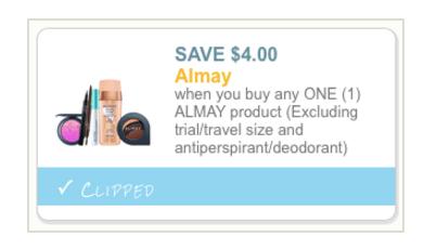 4 1 Almay Product Coupon Hot Deals Walgreens Amp Cvs