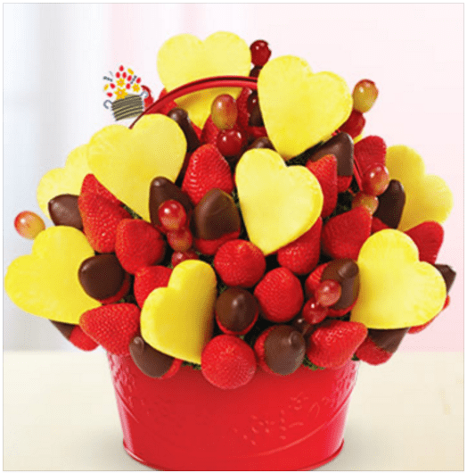 Edible Arrangements Valentines Day Contest My Dallas Mommy