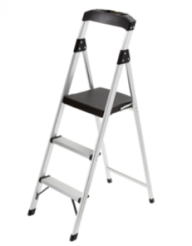 Gorilla Ladders 3 Step Aluminum Step Stool Only 28 My