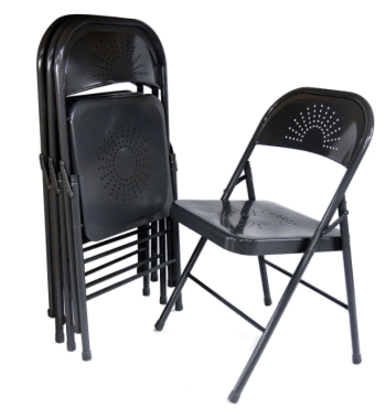 shin crest decorative folding chairs set of 4 only 49 98 my
