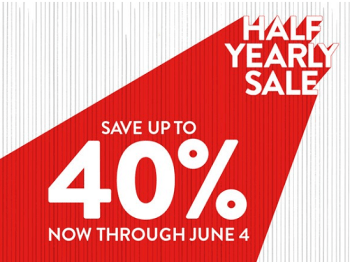 df203ad21813 Nordstrom Half-Yearly Clearance Sale – Up to 40% Off, plus FREE Shipping
